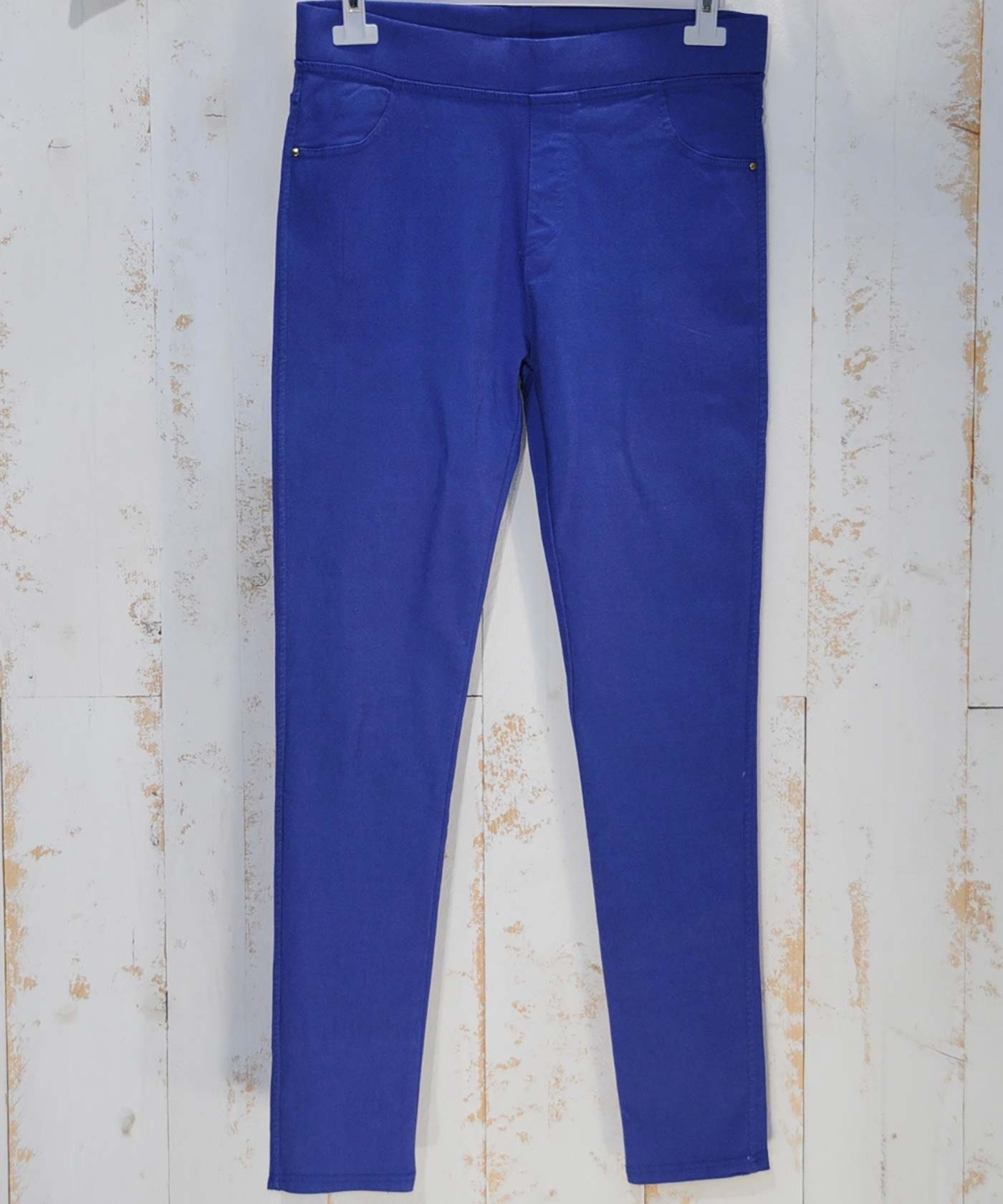 SACHA - JEGGINGS BLEU T52
